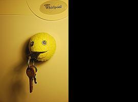 Jak zrobić uchwyt z piłki tenisowej