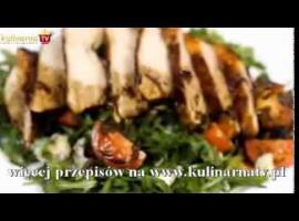 Jak zrobić kurczaka z rukolą i serami w dressingu