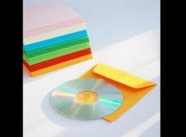 Jak zrobić kopertę do płyt CD/DVD z kartki papieru #03