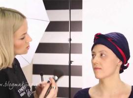 Jak zrobić makijaż dla kobiety po chemioterapii #1