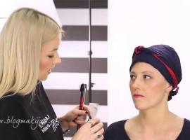 Jak zrobić makijaż dla kobiety po chemioterapii #2