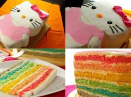 Jak zrobić tort Hello Kitty