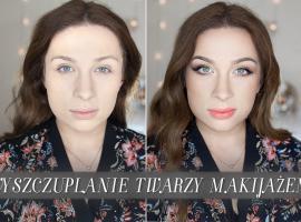 Jak wyszczuplić twarz makijażem