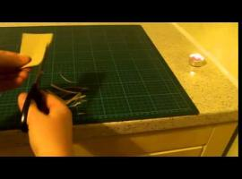 Jak ostrzyć nożyczki