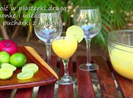 Jak zrobić mus z mango
