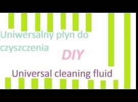 Jak zrobić uniwersalny płyn do czyszczenia