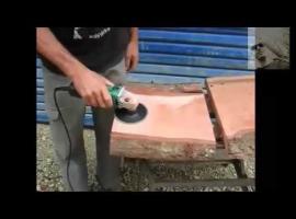 Jak zrobić drewniany stolik z ukrytymi mocowaniami