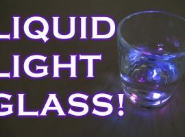 Jak zrobić podświetlaną szklankę z wodnym włącznikiem