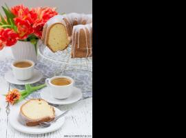 Jak zrobić cytrynową babkę ze Spritem