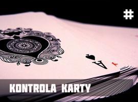 Jak wykonać sztuczkę magiczną - kontrola karty