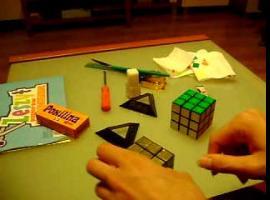 Jak zrobić Bi Cube - nietypowa kostka Rubika