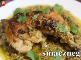 Jak zrobić kurczaka duszonego w sosie oliwkowym