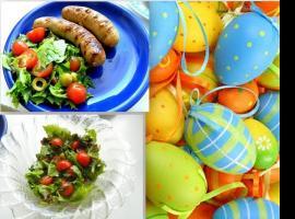 Jak robić dania na Wielkanoc - biała kiełbasa