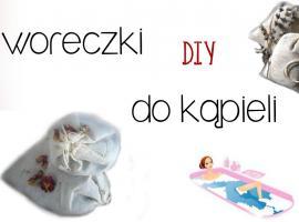 Jak zrobić pielęgnacyjne woreczki do kąpieli
