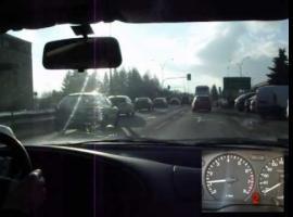 Jak jeździć ekonomicznie #6 - przewidywanie ruchu drogowego