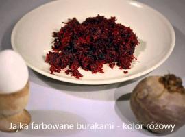 Jak farbować jajka naturalnymi metodami