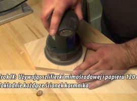 Jak zrobić prosty i estetyczny karmnik