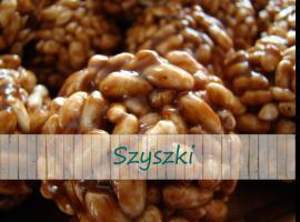 Jak zrobić szyszki z ryżu preparowanego i krówek