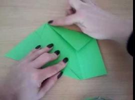 Jak zrobić sześciokąt foremny z prostokątnej kartki papieru