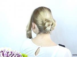 Jak zrobić fryzurę na ślub - klasyczny kok