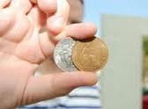 Jak zrobić sztuczkę z monetą w nakrętce
