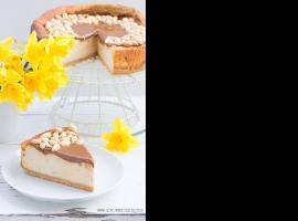 Jak zrobić sernik z masłem orzechowym