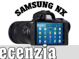 Samsung Galaxy NX - Recenzja