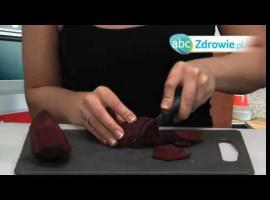 Jak zrobić syrop na kaszel z buraka