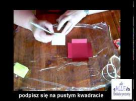Jak zrobić wzruszające pudełko z życzeniami