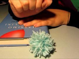 Jak zrobić puszystą zakładkę do książek