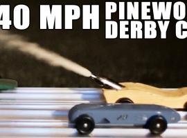 Jak zrobić auto zabawkę która osiaga 65 km/h