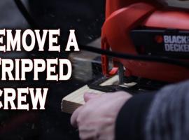 Jak wykręcić wyrobioną śrubkę - 5 sposobów