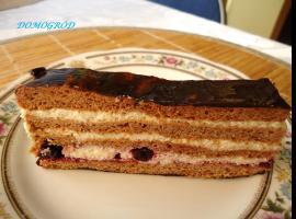 Jak zrobić ciasto - miodowa stefanka