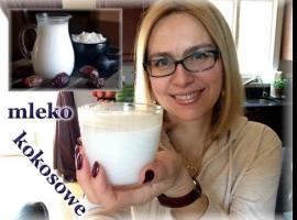 Jak zrobić domowe mleko kokosowe