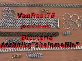 Jak zrobić biżuterię chainmaille #8- Omówienie proporcji