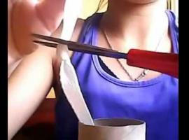 Jak zrobić huśtawkę dla chomika