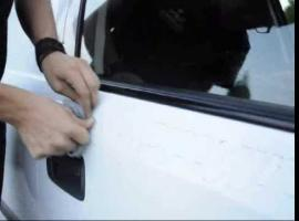 Jak usunąć naklejki z auta