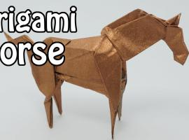 Jak zrobić konia z papieru