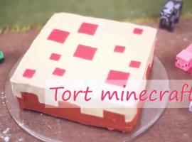 Jak zrobić tort Minecraft dla dziecka
