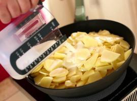 Jak zrobić ziemniaki zapiekane o smaku maślanym