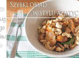 Jak zrobić szybki obiad w stylu azjatyckim