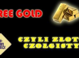 Jak zdobyć darmowy gold w WOT #2 - Darmowe 75 golda