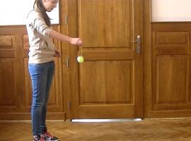 Jak przedstawić zasadę zachowania energii na jojo