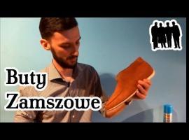 Jak przygotować buty zamszowe na zimę