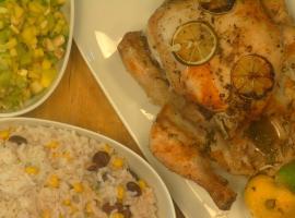 Jak zrobić kurczaka po kubańsku