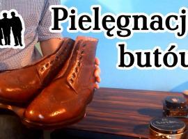 Jak pielęgnować buty ze skóry licowej