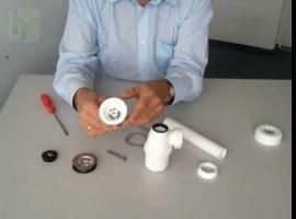 Jak zamontować syfon umywalki