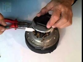 Jak wymienić szczotki w silniku odkurzacza