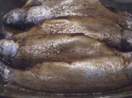 Jak wędzić ryby ze znikomą ilością dymu