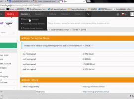 Jak zmienić usługodawcę hostingu plików